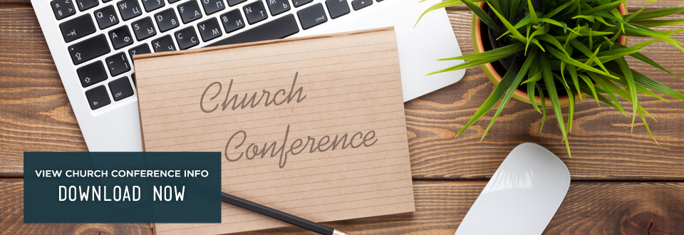 Login to view information about our semi-annual Church Conference.